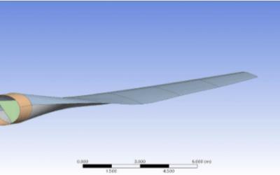 Aerodinamička učinkovitost i strukturalna analiza lopatica vjetroturbine
